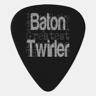 Baton Twirler Extraordinaire Guitar Pick