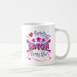 Baton Twirlers Coffee Mug