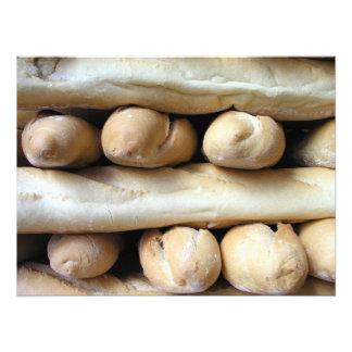 Batons de pain tirage photo