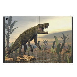 Batrachotomus dinosaur -3D render iPad Air Case