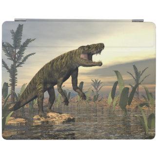 Batrachotomus dinosaur -3D render iPad Cover