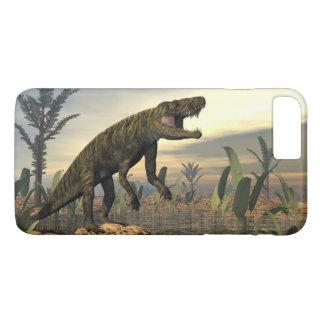 Batrachotomus dinosaur -3D render iPhone 8 Plus/7 Plus Case
