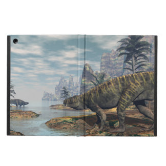 Batrachotomus dinosaurs -3D render iPad Air Cover