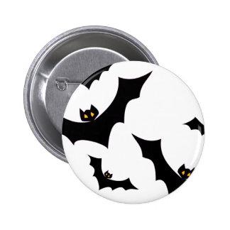 Bats #2 2 inch round button