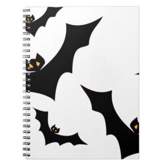 Bats #2 notebook