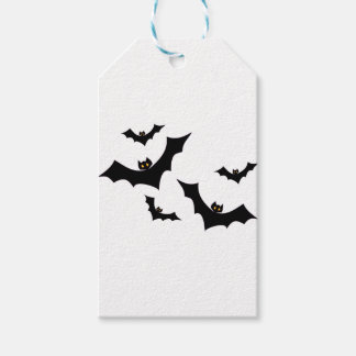 Bats #2 pack of gift tags