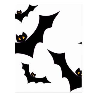 Bats #2 postcard