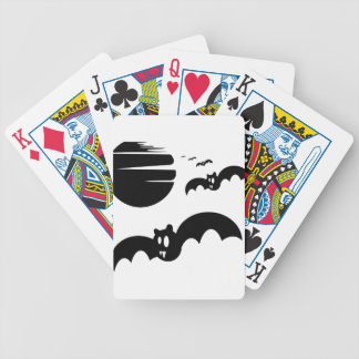 Bats #4 bicycle playing cards