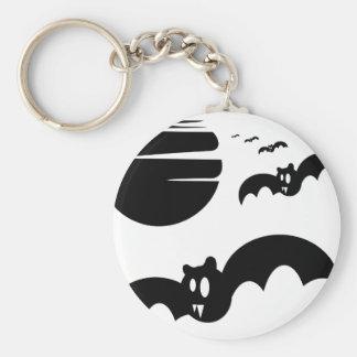 Bats #4 keychain