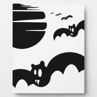 Bats #4 plaque