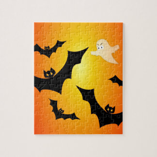 Bats and a Ghost Puzzle