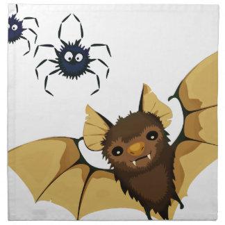 Bats Cloth Napkin