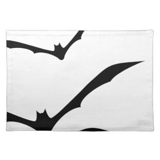 Bats Flying Placemat