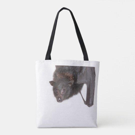 Bats QLD Print Tote Bag