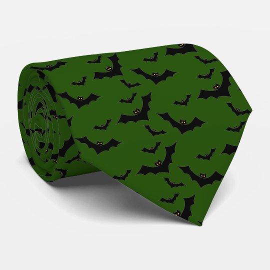 Bats Tie