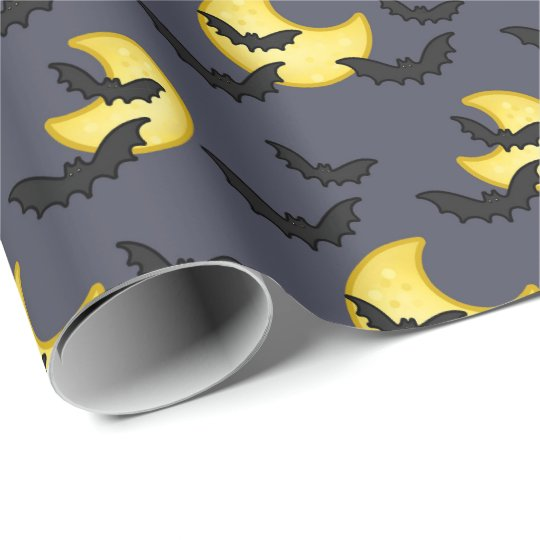 Bats Wrapping Paper