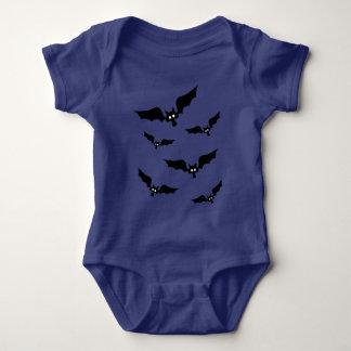 Batshrooms Baby Bodysuit
