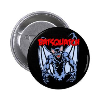 Batsquatch 2 Inch Round Button