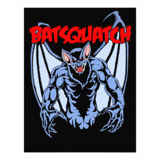 Batsquatch Letterhead