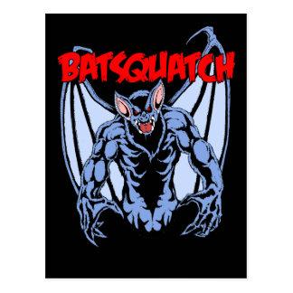 Batsquatch Postcard