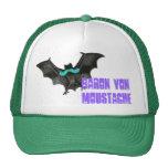 Batstache Trucker Hat