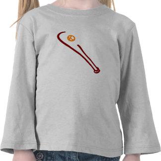 Batte de baseball et boule t-shirts