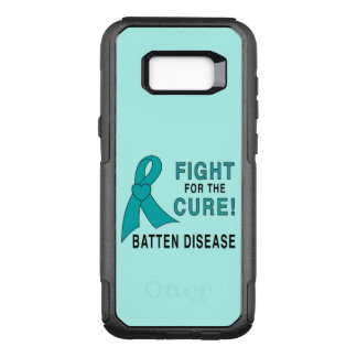 Batten Disease Fight for a Cure OtterBox Commuter Samsung Galaxy S8+ Case