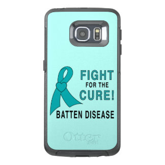 Batten Disease Fight for a Cure OtterBox Samsung Galaxy S6 Edge Case