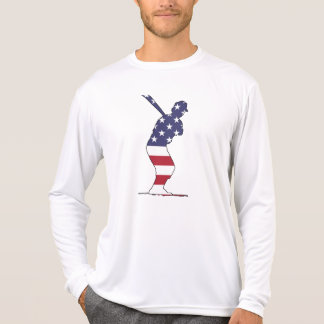 Batter - American Flag T-Shirt