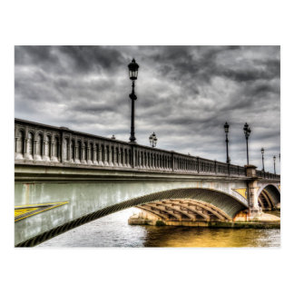 Battersea Bridge London Postcard