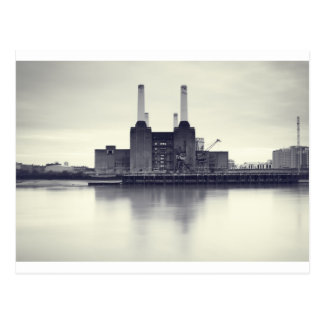 Battersea Power Station, London Postcard