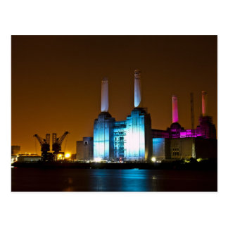 Battersea Power Station Postcard