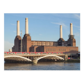 Battersea Powerstation Postcard