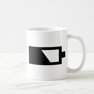 battery icon coffee mugs