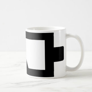 battery icon mug
