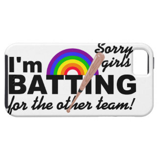Batting for the Other Team iPhone 5 Case-Mate