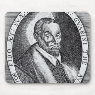Battista Guarini, frontispiece to 'Il Pastor Mouse Pad
