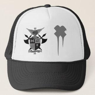 battle axe warriors, drippy x trucker hat