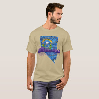Battle Born Nevada (Las Vegas) T-Shirt