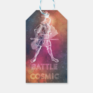 Battle Cosmic Gift Tags