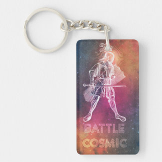 Battle Cosmic Keychain