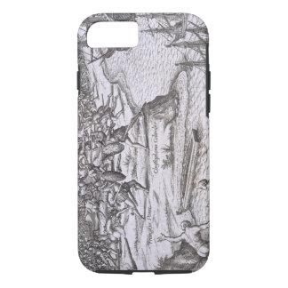 Battle in Jamaica between Christopher Columbus (14 iPhone 7 Case