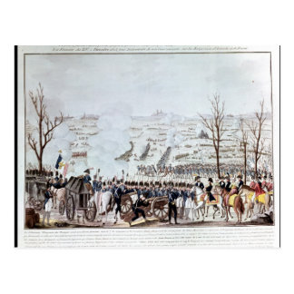 Battle of Austerlitz, 2nd December 1805 Postcard