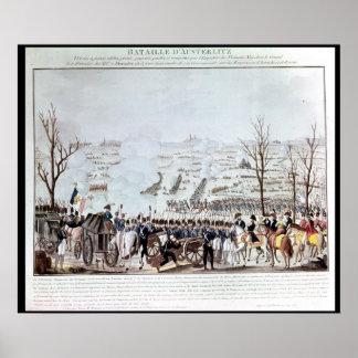 Battle of Austerlitz, 2nd December 1805 Poster