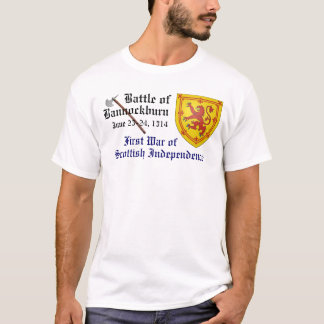 Battle of Bannockburn T-Shirt