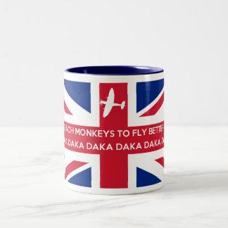 Battle of Britain 1 Two-Tone Coffee Mug
