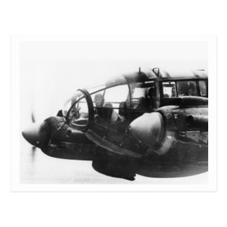 Battle of Britain & The Blitz: #39 He111 En Route Postcard