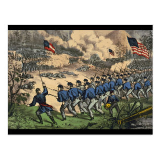 Battle of Cedar Mountain Postcard