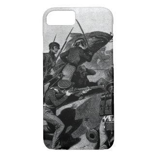 Battle of Churubusco - Capture of the Tete de Pont iPhone 7 Case