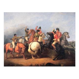 Battle of Cowpens Postcard